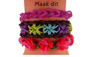 Rainbow-Loom-Armbandjes-Maken