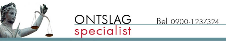 Ontslagspecialist