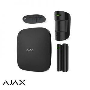 ajax-draadloos-zwart